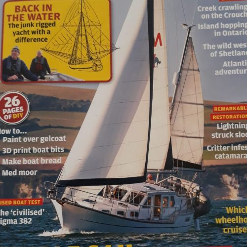 Boleh's Story in Practical Boat Owner!