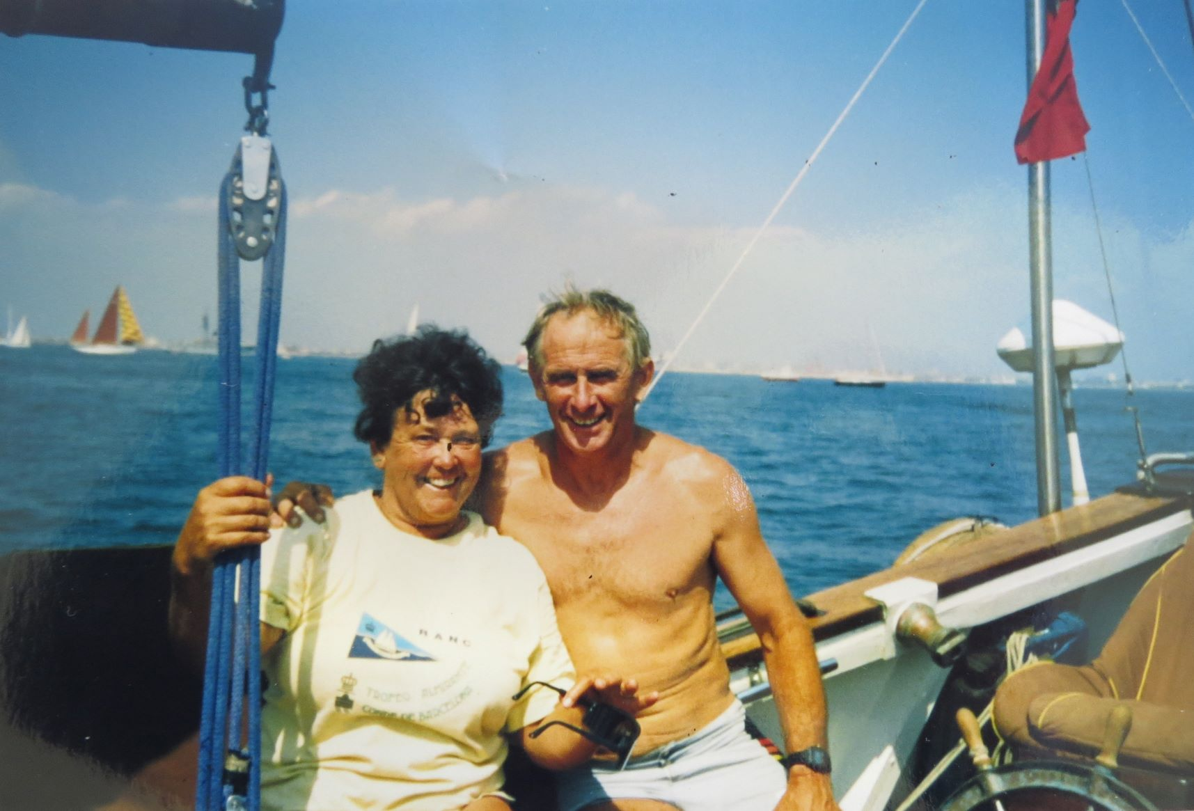 Roger and Wendy Angel